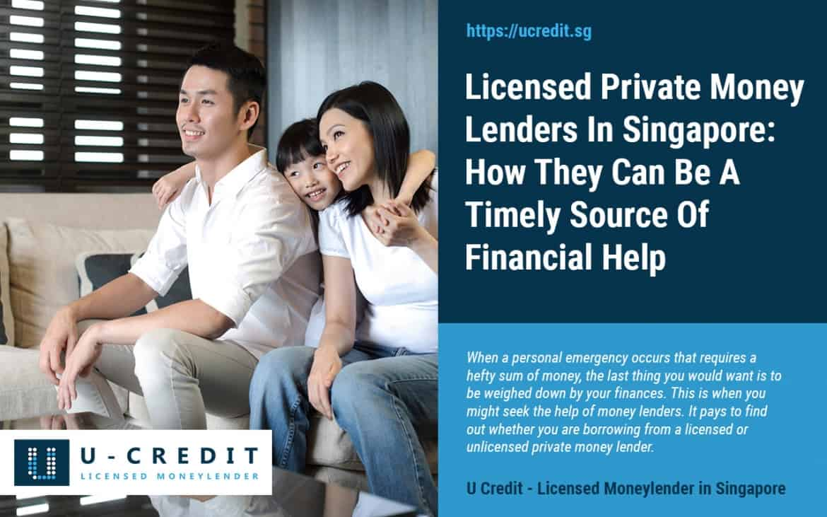 Licensed Private Money Lenders In Singapore: An Overview and How They Can Help to Ease Your Finances