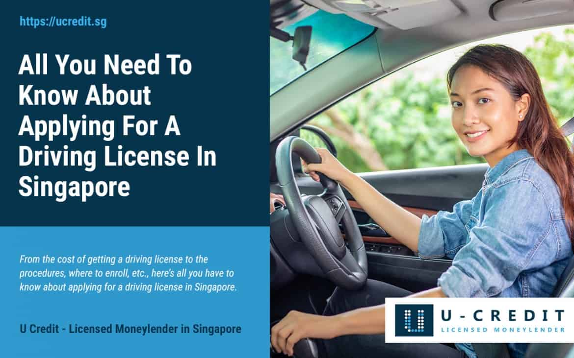 All You Need To Know About Getting A Driving License In Singapore 2020 (Cost, Procedures, Where To Enroll, International Driving License, etc.)