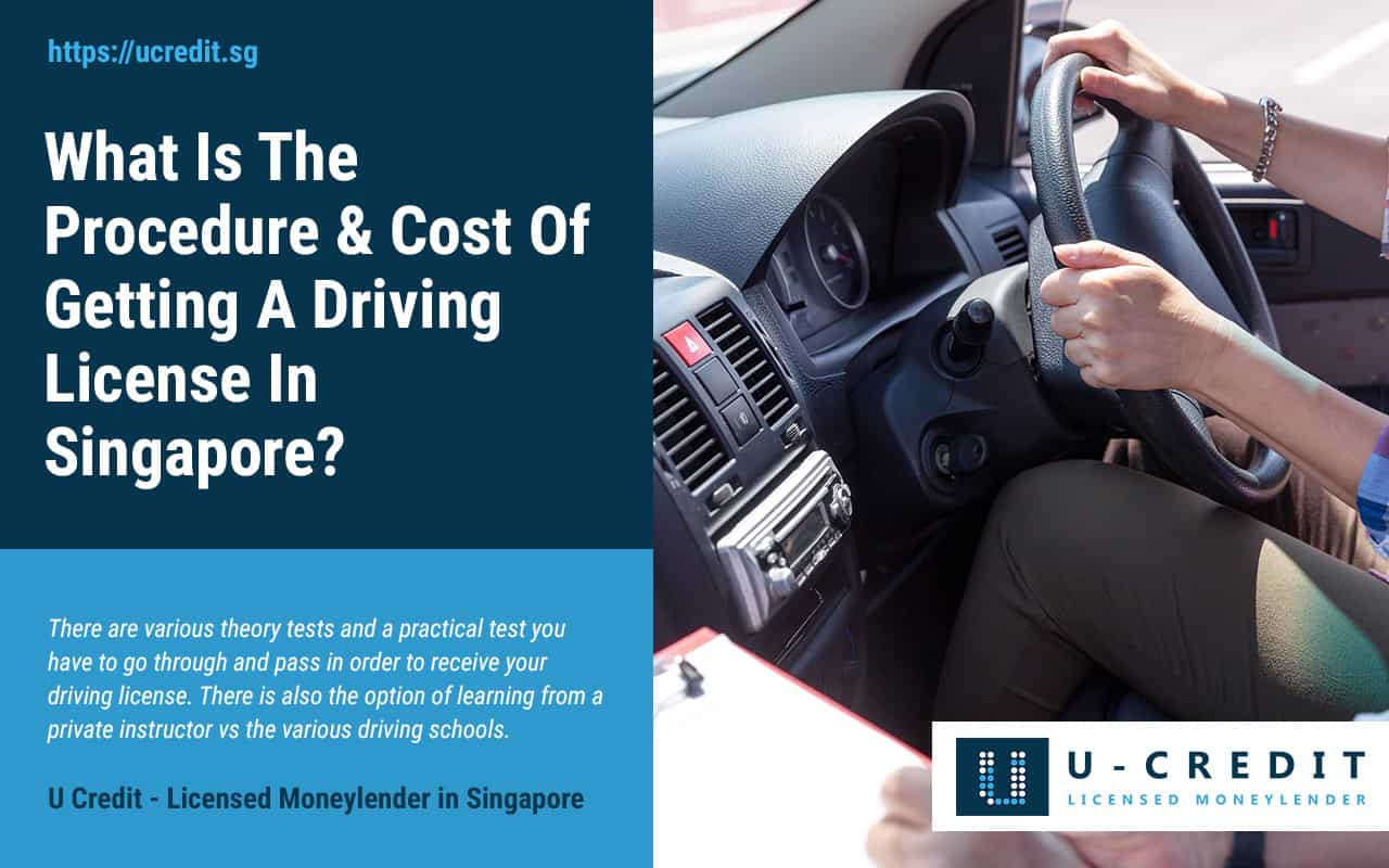 What-Is-The-Procedure-&-Cost-Of-Getting-A-Driving-License-In-Singapore