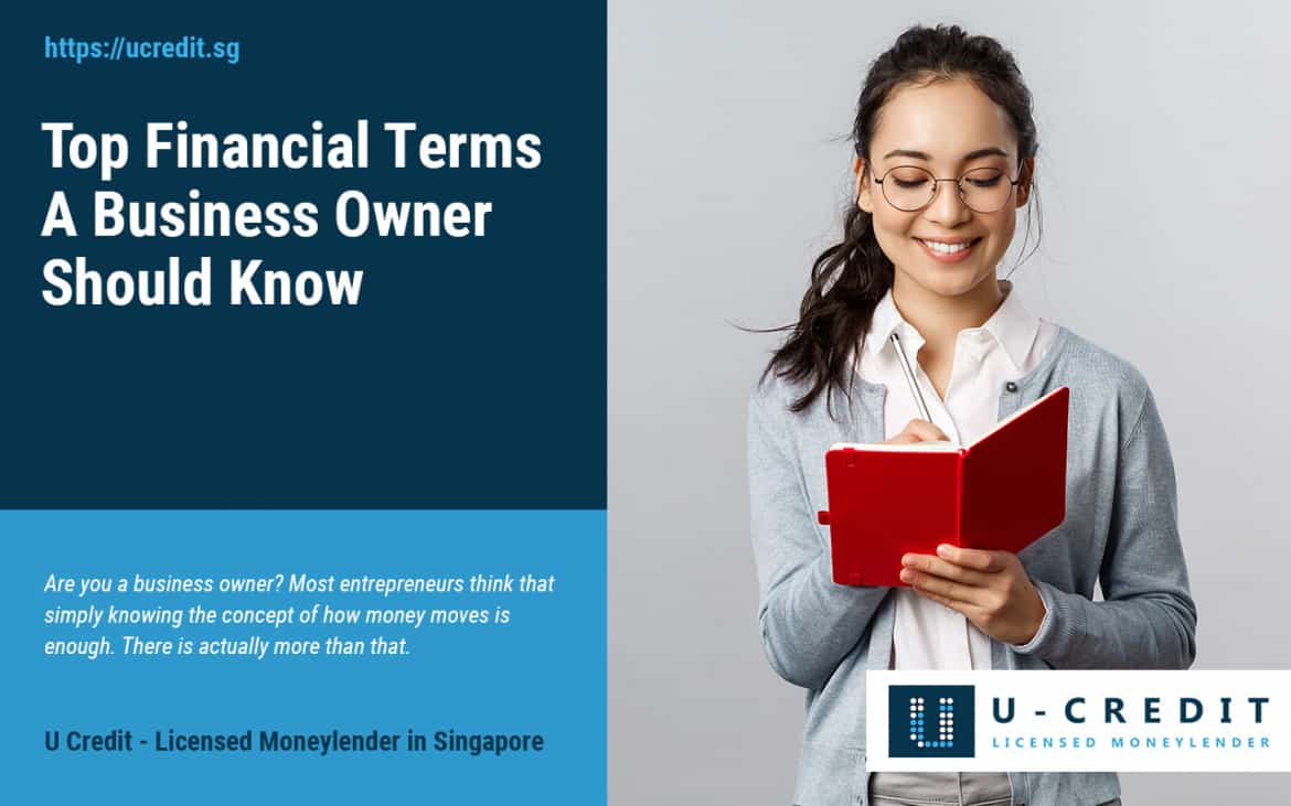 Top 10 Financial Terms A Business Owner Should Know
