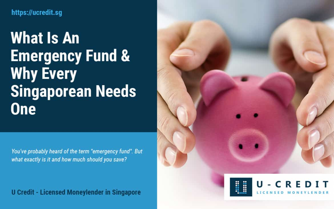 What Is An Emergency Fund And Why Every Singaporean Needs One