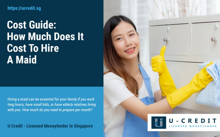 Cost Guide: How Much Does It Cost To Hire A Maid In Singapore
